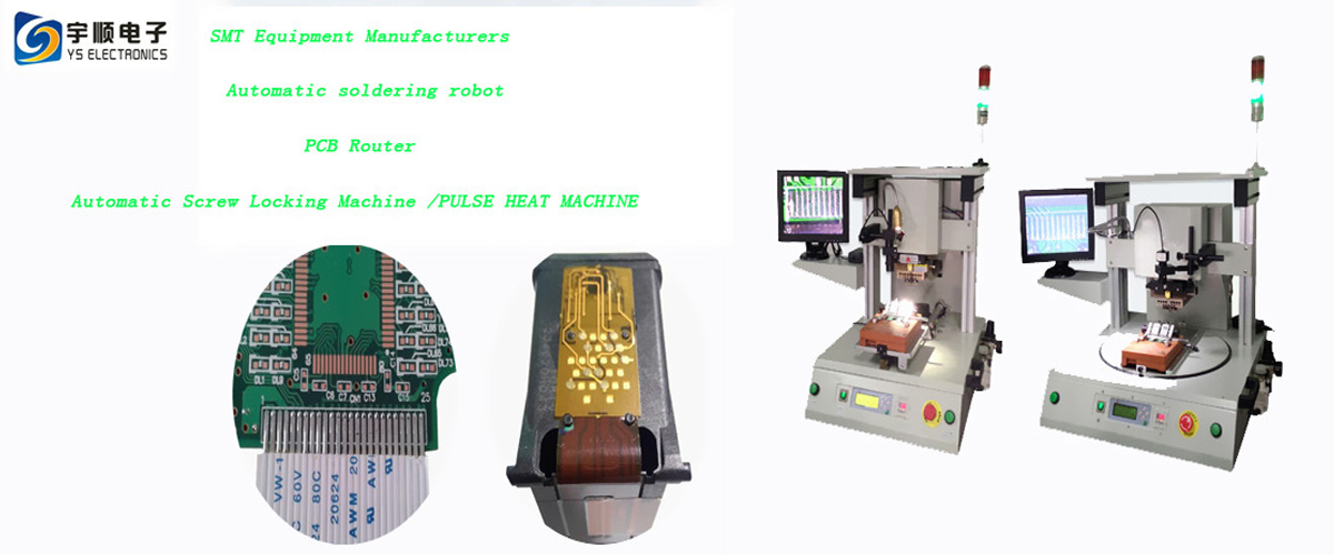 SMT Equipment Manufacturers automatic soldering robot/PCB Ro